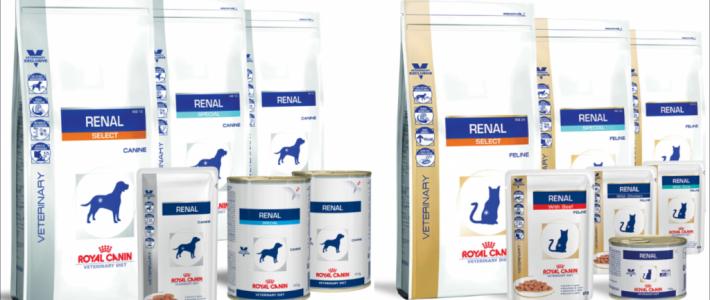 Renal, Renal Special en Renal Select in prijs verlaagd